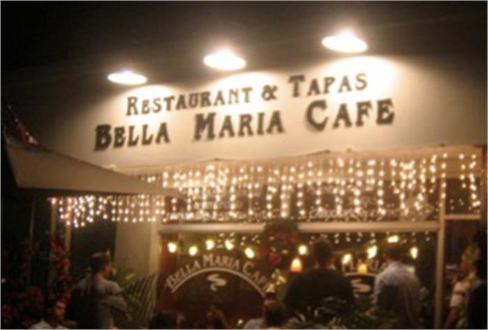 Bella Maria Cafe in Naples