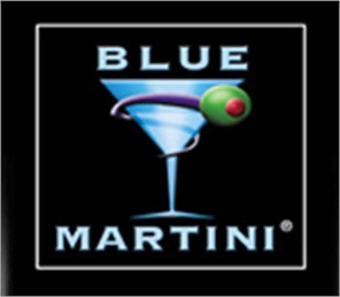 Blue Martini in Naples
