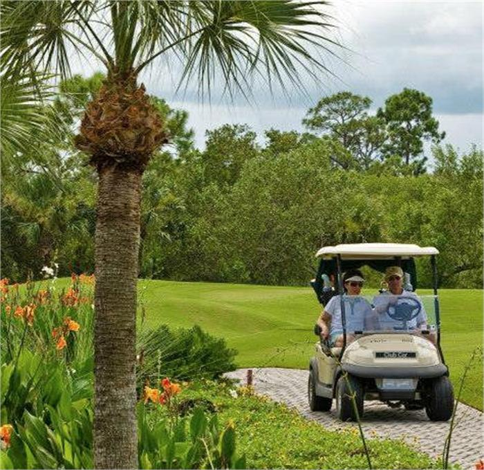 Collier's Reserve Country Club in Naples
