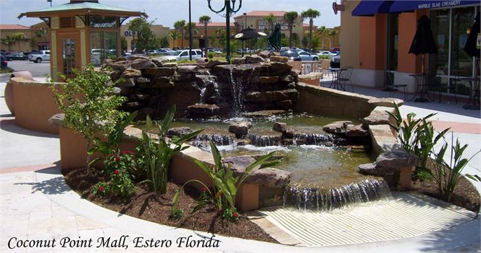 Crystal Waterscapes in Naples