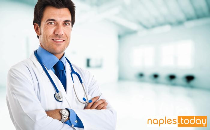 Healthcare professional in Naples Florida
