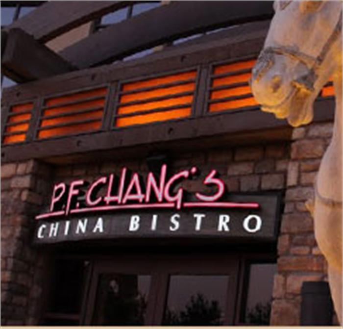 P.F. Chang's China Bistro in Naples