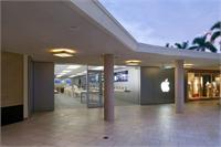 Apple retail store at the Waterside Shops in Naples Florida