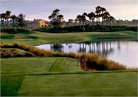 Fiddler's Creek Golf Course in Naples