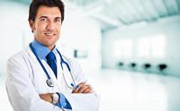 Healthcare professional in Naples Florida