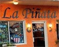 LaPinata Mexican Restaurant in Naples