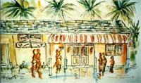 Little Bar in Naples