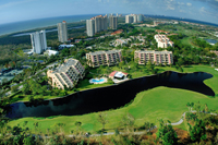 Naples Florida golf community