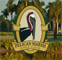 Pelican Marsh Golf Club in Naples