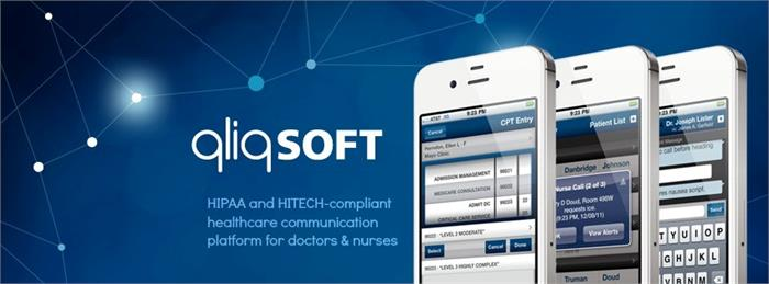 QliqSoft Inc. in Naples